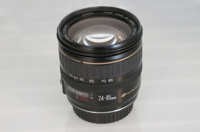 Canon EF 24 - 85 mm