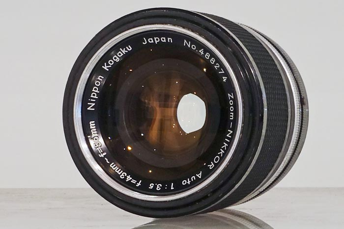 Zoom-Nikkor Auto 43-86mm 3,5