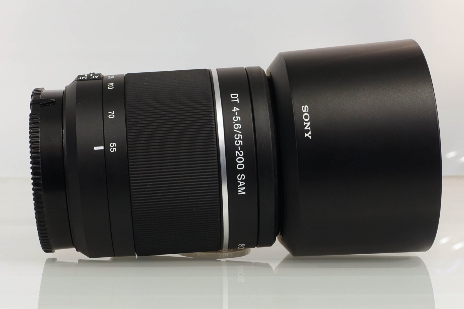 Sony 55-200mm SAM