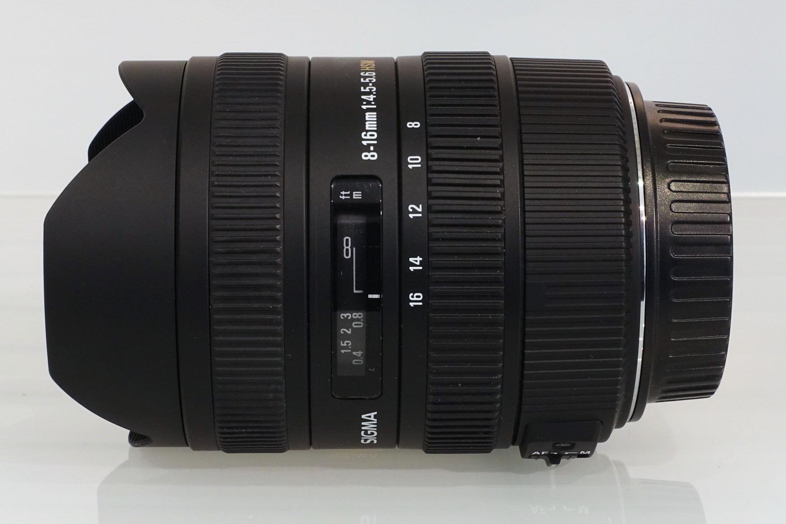 Sigma Canon 8-16mm 4,5-5,6 HSM
